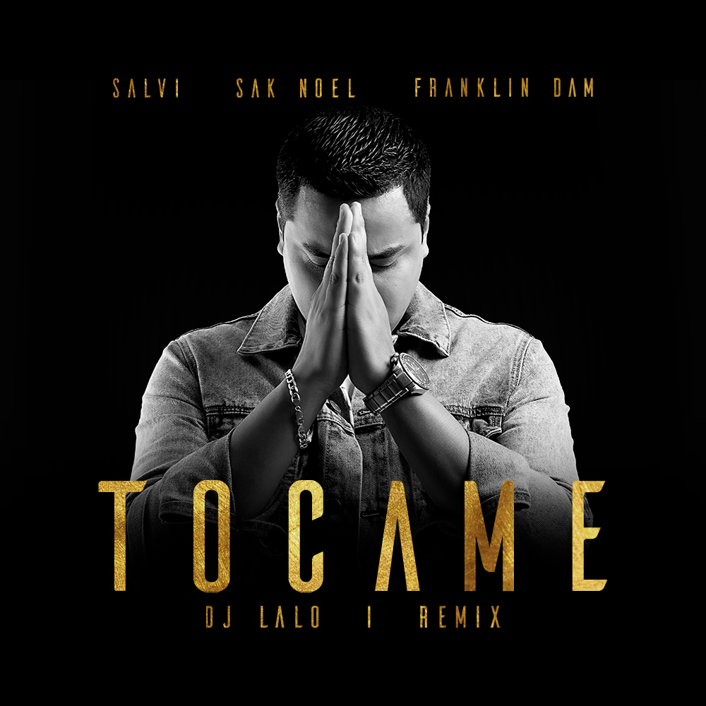 دانلود آهنگ  Sak Noel Salvi Franklin Dam – Tocame